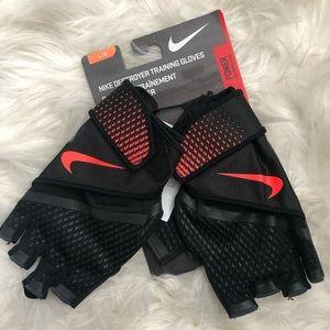 Large Nike Destroyer Training Gloves